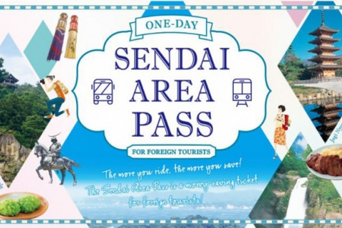 Travel Passes for Sendai Tourists