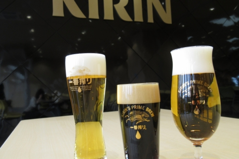 The Secret of KIRIN ICHIBAN's Premium Flavor Discovery Tour
