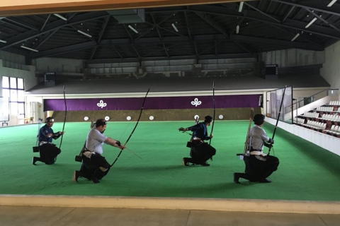 Date Clan Style Archery Experience