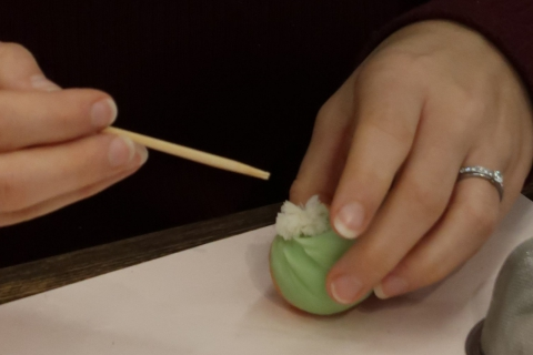 Decorative Japanese Dessert Making Workshop
