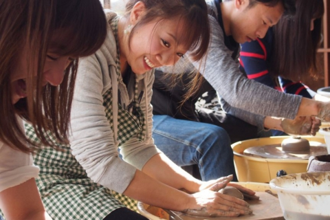 Experience Pottery in Sendai! 60-minute Electric Potter's Wheel Plan