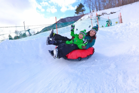Snow Adventure Kingdom at Spring Valley Izumi Kogen