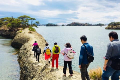 All Season Hidden Matsushima Hiking Course