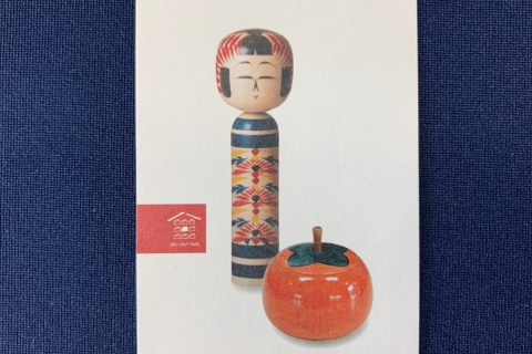 Kokeshi Painting Experience at Sato Kokeshi Shop