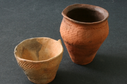 Jomon Earthenware Pottery Making