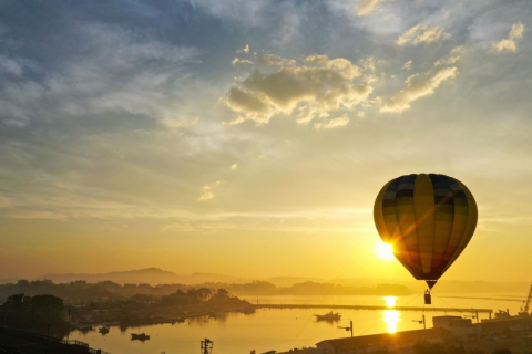 Matsushima Hot Air Balloon Experience
