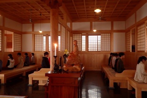 Saturday Night Zen Meditation at Rinnoji Temple