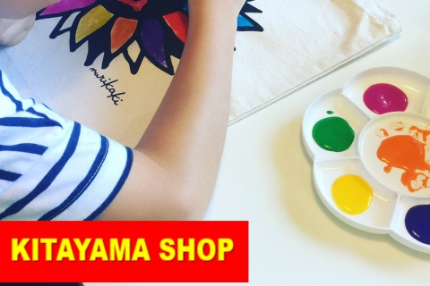 Paint Your Own Tote/Sacoche Bag (Kitayama area branch)