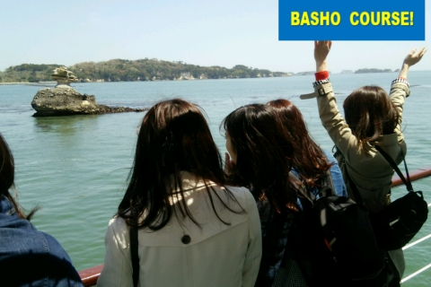 Matsushima Bay Leisure Cruise -Basho Course-