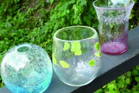 Glassblowing Experience in Murata Town