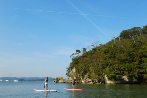 Matsushima Bay SUP Experience: Reconnect with the Sea!