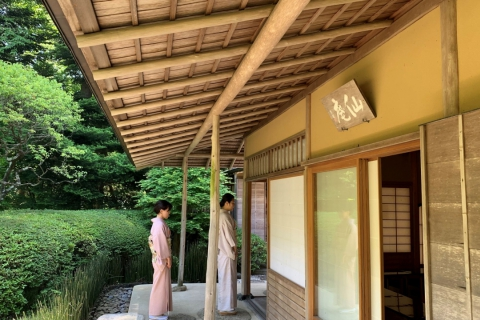 "Monthly Tea Gathering at Tohoku's Famous Teahouse ""Senan"" (August 2020 ~ March 2021)"
