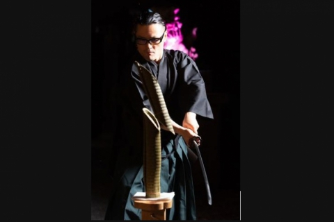40-Minute Iaido Demonstration & Samurai Show
