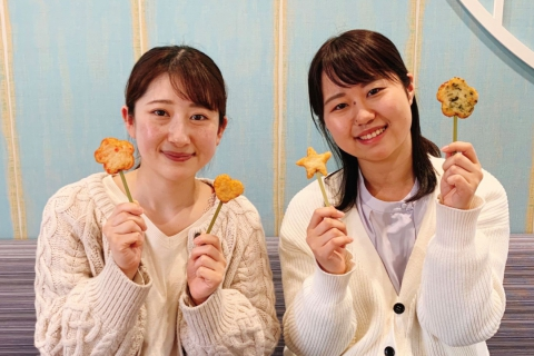 Handmade Fried Kamaboko Fishcake Workshop